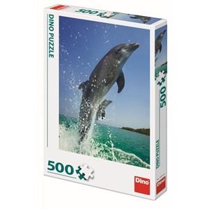 """Dino (50225) - """"Dolphins"""" - 500 piezas"""