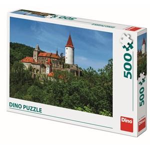 "Dino (50228) - ""Křivoklát Castle"" - 500 piezas"