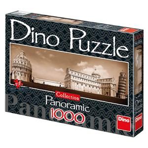 """Dino (54527) - """"Pisa, Italy"""" - 1000 piezas"""