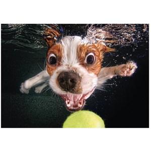 """Dino (50245) - """"Puppy underwater"""" - 500 piezas"""