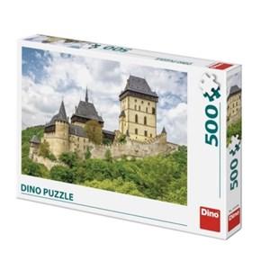 """Dino (50240) - """"Karlstein Castle"""" - 500 piezas"""