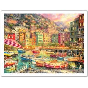 "Pintoo (h2057) - Chuck Pinson: ""Vibrance of Italy"" - 1200 piezas"
