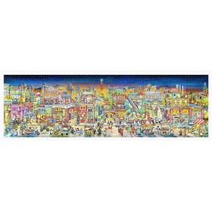 """Pintoo (h2024) - Tom Parker: """"Taipei City"""" - 2000 piezas"""
