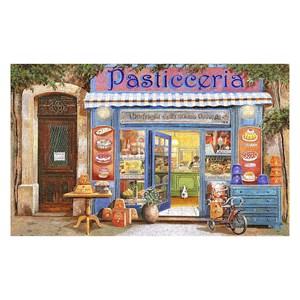 """Pintoo (h1998) - Guido Borelli: """"Pastry Shop"""" - 1000 piezas"""