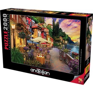 "Anatolian (3944) - David McLean: ""Lake Como"" - 2000 piezas"