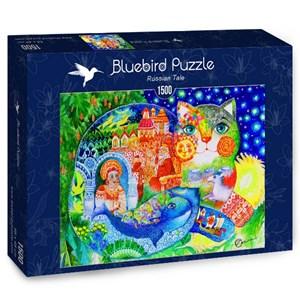"""Bluebird Puzzle (70411) - Oxana Zaika: """"Russian Tale"""" - 1500 piezas"""