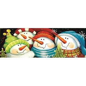 "SunsOut (70136) - Jamie Carter: ""Merry Folks Greeting You"" - 500 piezas"