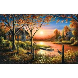 "SunsOut (55140) - Chuck Black: ""Glorious Sunset"" - 550 piezas"