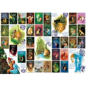 """Cobble Hill (85045) - """"Nancy Drew Mysteries"""" - 500 piezas"""