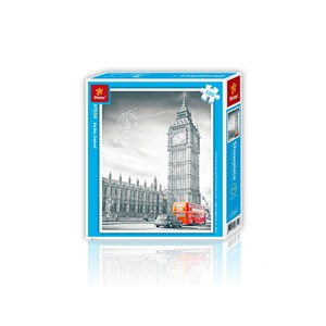 "Pintoo (h1534) - ""Big Ben"" - 500 piezas"