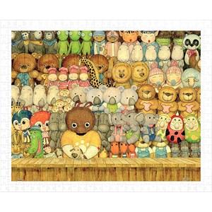 "Pintoo (h1010) - ""Cool Bears Toyshop"" - 500 piezas"