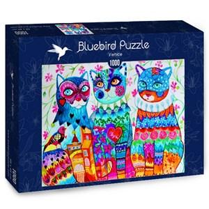 "Bluebird Puzzle (70412) - Oxana Zaika: ""Venice"" - 1000 piezas"