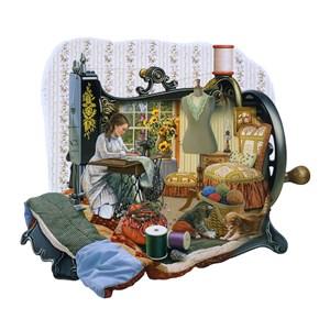 "SunsOut (95072) - Russell Cobane: ""Sewing Memories"" - 1000 piezas"