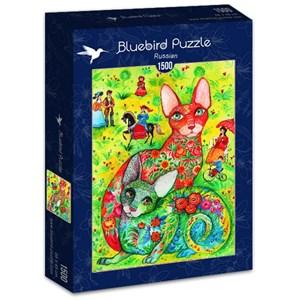 """Bluebird Puzzle (70410) - Oxana Zaika: """"Russian"""" - 1500 piezas"""