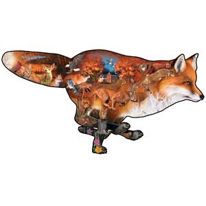 """SunsOut (95201) - Dennis Rogers: """"Sly Fox"""" - 1000 piezas"""