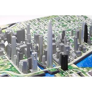 """4D Cityscape (40014) - """"Chicago"""" - 950 piezas"""
