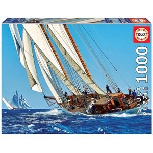 """Educa (18490) - """"Yacht"""" - 1000 piezas"""