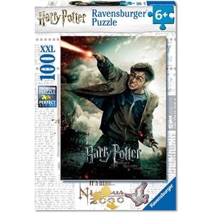 "Ravensburger (12869) - ""Harry Potter"" - 100 piezas"