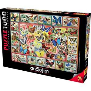 "Anatolian (1094) - Barbara Behr: ""Lots Of Butterflies"" - 1000 piezas"
