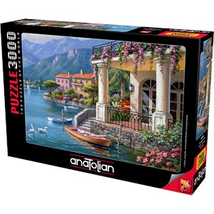 "Anatolian (4915) - Sung Kim: ""Villa on the Bay"" - 3000 piezas"