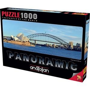 "Anatolian (1044) - Nigel Hemming: ""Sydney"" - 1000 piezas"