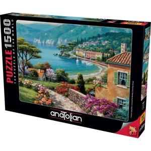 """Anatolian (4547) - Sung Kim: """"Lakeside"""" - 1500 piezas"""