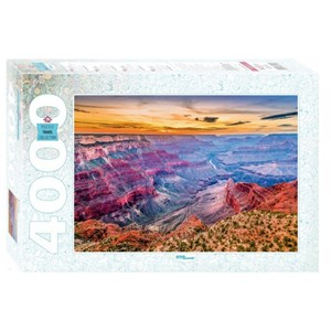 "Step Puzzle (85411) - ""The Grand Canyon"" - 4000 piezas"