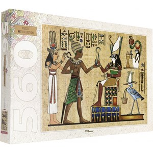 """Step Puzzle (78110) - """"Papyrus"""" - 560 piezas"""