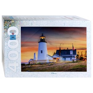 "Step Puzzle (85412) - ""Lighthouse"" - 4000 piezas"