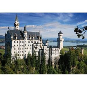 """D-Toys (75307) - """"Neuschwanstein Castle"""" - 500 piezas"""