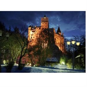 "D-Toys (70746) - ""Romania, Bran Castle"" - 1000 piezas"