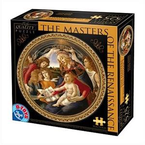 "D-Toys (69788) - Sandro Botticelli: ""Madonna del Magnifica"" - 525 piezas"
