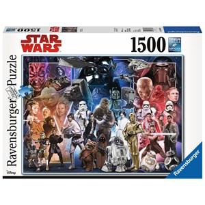 "Ravensburger (16366) - ""Star Wars 8"" - 1500 piezas"