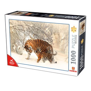 """Deico (75987) - """"Tigers"""" - 1000 piezas"""