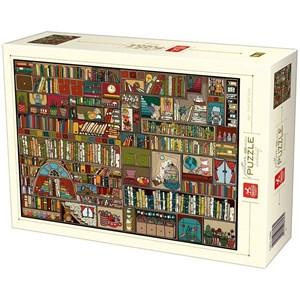 "Deico (76434) - ""Bookshelf"" - 1000 piezas"