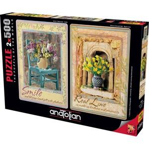 "Anatolian (3610) - ""Smile, Real Love"" - 500 piezas"