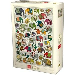 """Deico (75437) - """"Pattern Puzzle"""" - 1000 piezas"""