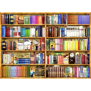 "Anatolian (1093) - ""Bookshelves"" - 1000 piezas"