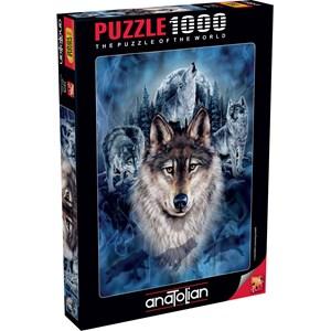 """Anatolian (1079) - """"Wolf Team"""" - 1000 piezas"""
