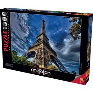 """Anatolian (1080) - """"Eiffel Tower"""" - 1000 piezas"""