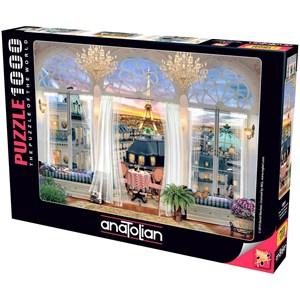 "Anatolian (1091) - ""Paris Roof Terrace"" - 1000 piezas"