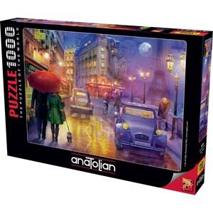 """Anatolian (1070) - """"Paris at Night"""" - 1000 piezas"""