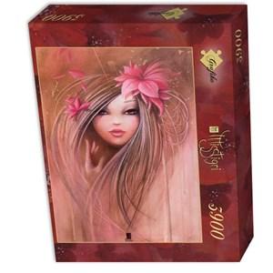 "Grafika (01308) - Misstigri: ""Sweet Pinky Girl"" - 3900 piezas"