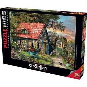 "Anatolian (1032) - Dominic Davison: ""Country Shed"" - 1000 piezas"