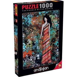 "Anatolian (1073) - Janelle Nichol: ""Priceless"" - 1000 piezas"