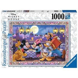 "Ravensburger (16499) - ""Disney, Mickey Mouse"" - 1000 piezas"