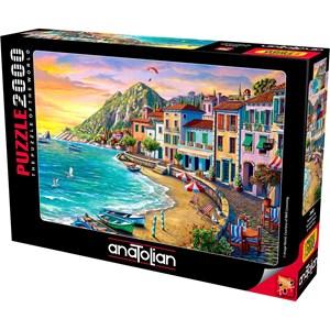"Anatolian (3948) - ""Wonderful Beach"" - 2000 piezas"