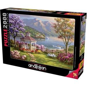 "Anatolian (3949) - Sung Kim: ""Crystal Lake Retreat"" - 2000 piezas"
