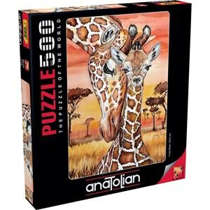 """Anatolian (3615) - Lynn Bean: """"Giraffe"""" - 500 piezas"""