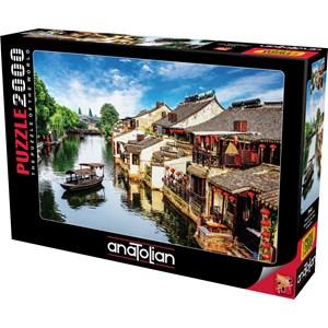 "Anatolian (3945) - ""Xitang Ancient Town"" - 2000 piezas"